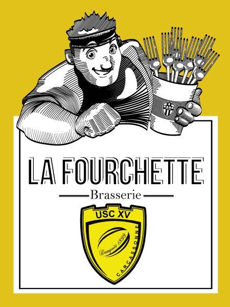 LA FOURCHETTE - CARCASSONNE
