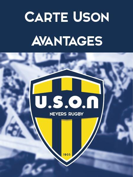 CARTE USON AVANTAGE 2019-2020