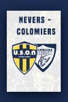 NEVERS - COLOMIERS